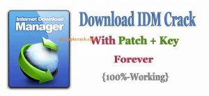 IDM Download Crack