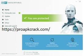 ESET Smart Security 12.0.31.0 Crack