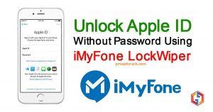 iMyFone LockWiper 2021 Crack