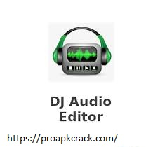 DJ Audio Editor 8.1 Crack