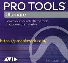 Avid Pro Tools 2021.12.0 Crack