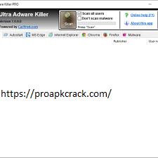 Ultra Adware Killer 9.1.0.0 Crack
