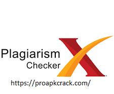 Plagiarism Checker X 7.0.5 Crack