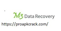 M3 Data Recovery 5.8 Crack