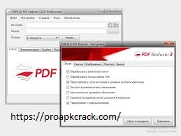 PDF Reducer Pro 3.1.18 Crack