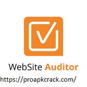 WebSite Auditor 4.48.7 Crack