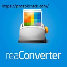 ReaConverter Pro 7.621 Crack