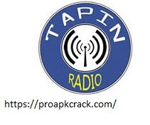 TapinRadio 2.14 (64-bit) Crack