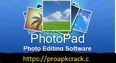 PhotoPad Image Editor 7.17 Crack 2021