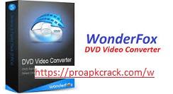 WonderFox DVD Video Converter 23.8 Crack