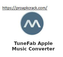 TuneFab Apple Music Converter 2.18.0 Crack
