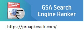 GSA Search Engine Ranker 15.21 Crack