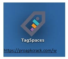 TagSpaces 3.9.5 Crack
