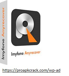 iMyFone AnyRecover 5.1.0.11 Crack