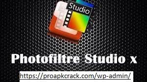PhotoFiltre Studio X 11.1 Crack 2021