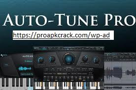 AutoTune Pro 9.1.1 Crack 2021