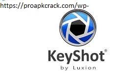 Luxion KeyShot Pro 10 Crack