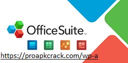 OfficeSuite 5.50.39530.0 Crack