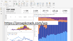 Microsoft Power BI Desktop 2.92.1067.0 Crack 2021