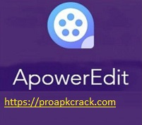 ApowerEdit 1.7.2.15 Crack