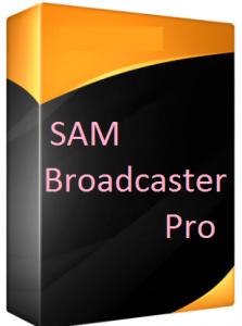 SAM Broadcaster PRO 2021.3 Crack 2021