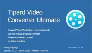 Tipard Video Converter Ultimate Crack 2021