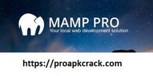 MAMP PRO 6.5 Crack